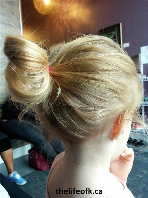 Haircut Bun