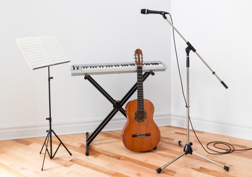 Setting Up a Practice Space