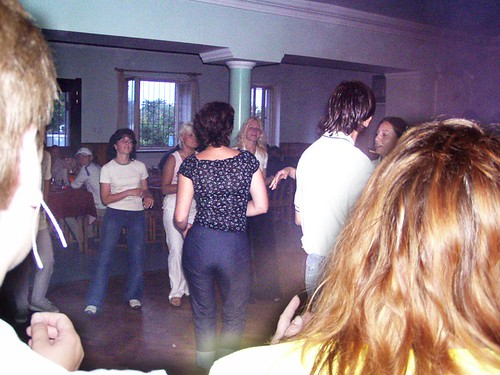 2003 - Afterparty ženského fotbalu