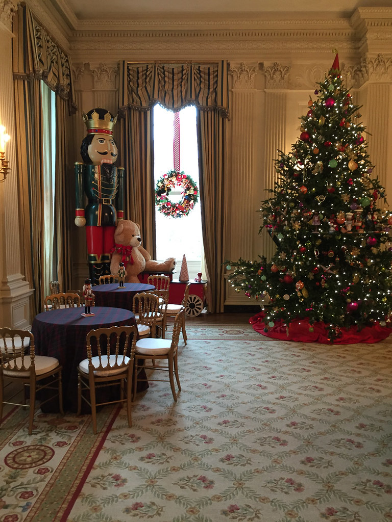 White House Christmas Tour