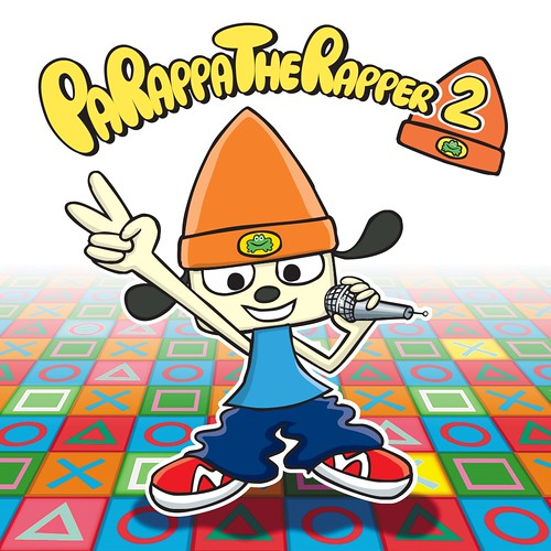 Parappa The Rapper 2