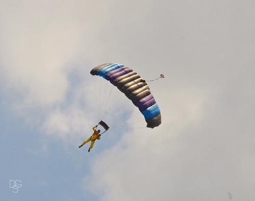 sky clouds miller missouri skydiver hangarkafe ozarksskydivecenter