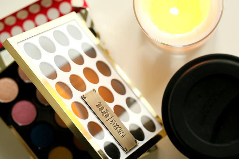 Urban Decay Gwen Stefani Eyeshadow Palette / Fashion is a party
