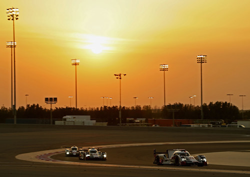 FIA WEC, 6 Hours of Bahrain 2015