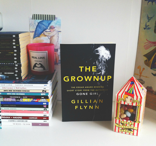 vivatramp uk book blogs the grownup gillian flynn