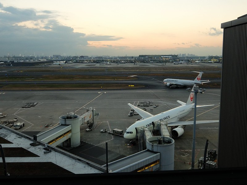 HANEDA Air Port
