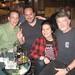 Ian, Anthony, Meli, and me at Vesuvio by Ryan Good