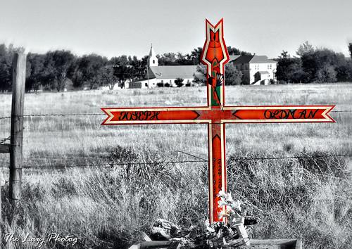 Sept 2011 - Arapaho Catholic Cemetery v06