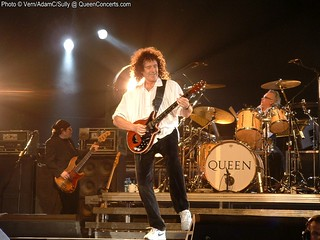 Queen+ Paul Rodgers live @ Cardiff - 2005