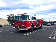 ORCO ENGINE 72 (formerly Santa Ana Fire)