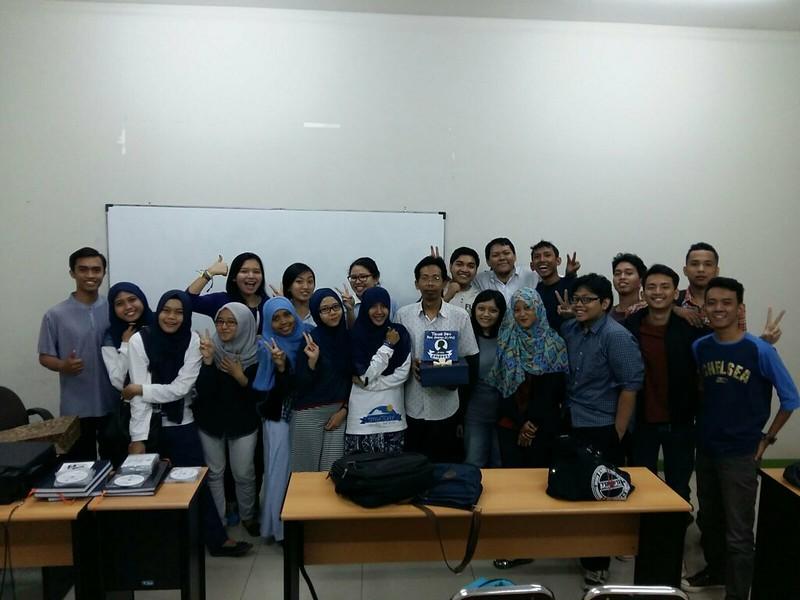 SMSI-01 bersama Pak Remi Senjaya