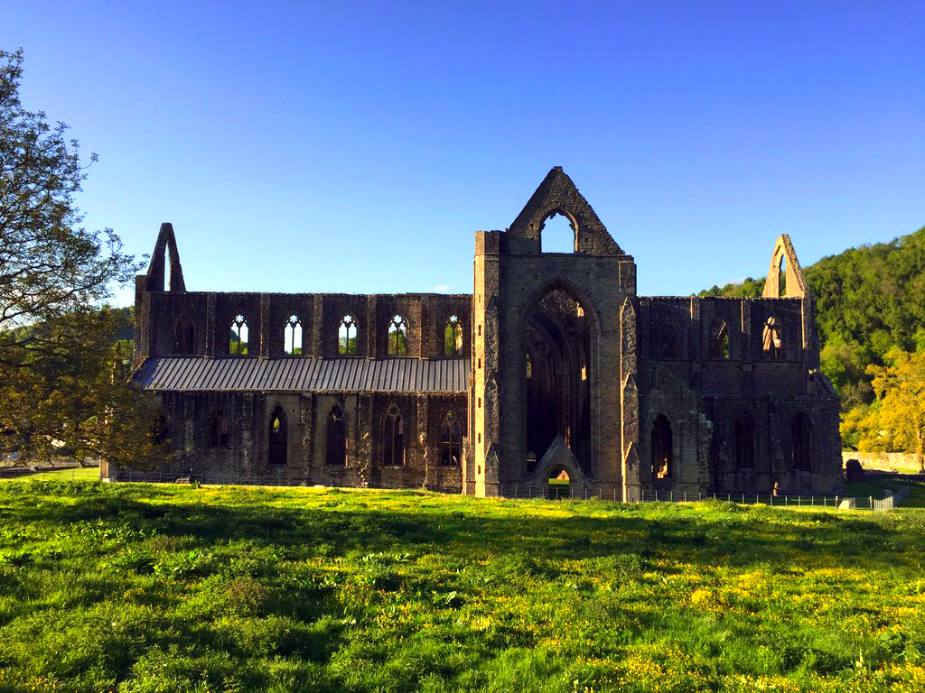 Abadía de Tintern, Gales abadía de tintern, gales - 20529225848 38918a225d o - Abadía de Tintern, Gales