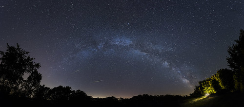 ohio panorama stars nikon charm nightsky f28 meteor darksky starrynight milkyway d600 14mm perseid perseids adobelightroom rokinon shotinrawformat alanstudt