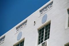 Art Deco Architectural Details South Beach