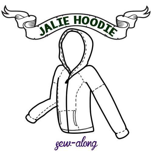 Save The Date: Jalie Hoodie Sew-Along