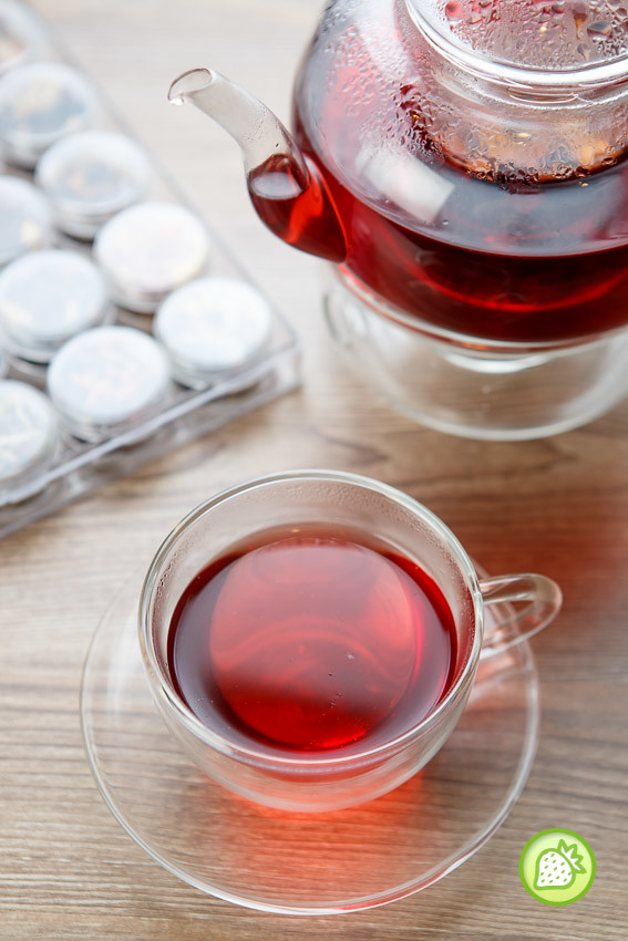 tea verendah