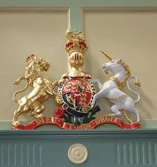 Royal Arms House of Hanover