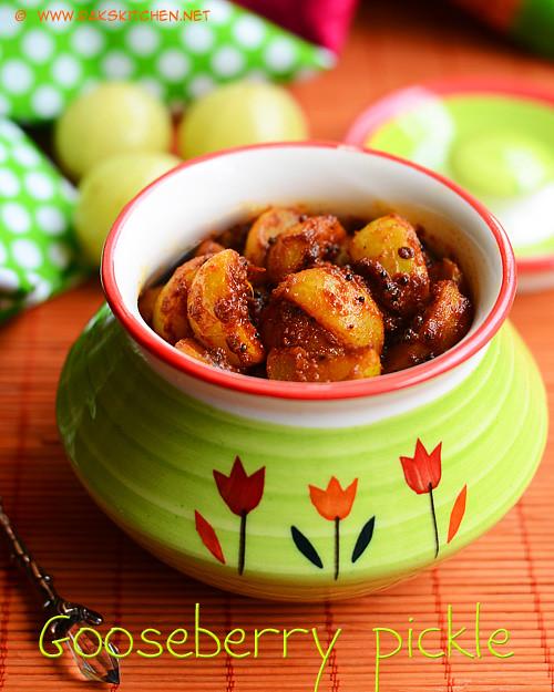 Nellikai oorugai recipe