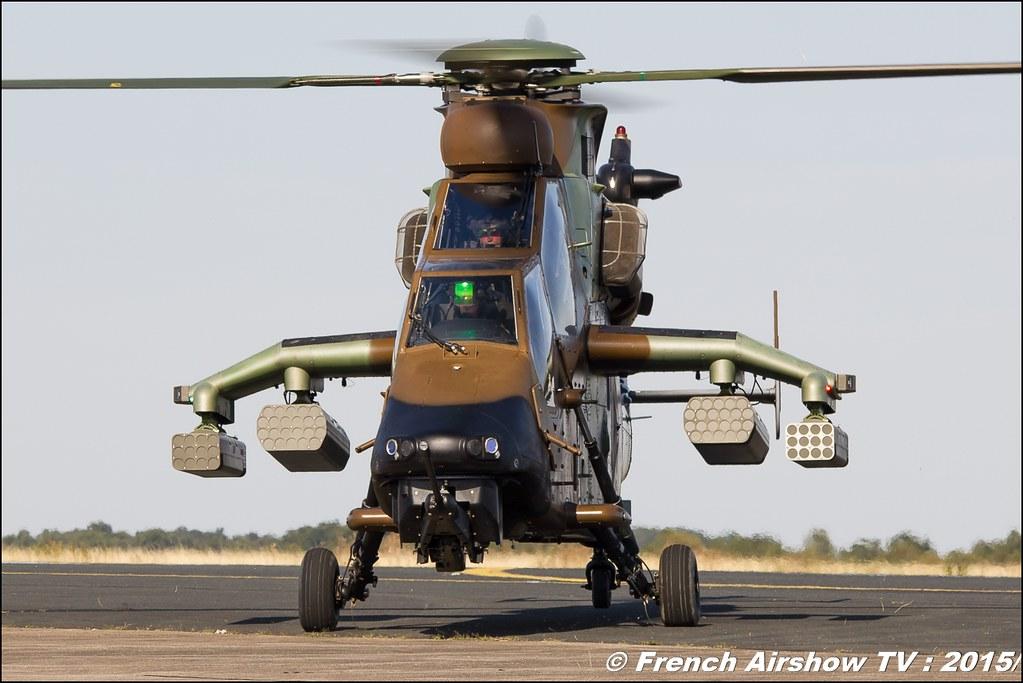 EC-665 Tigre, Airbus Hélicoptere ,Eurocopter , ALAT ,Tigre HAP BHP ,WAC 2015 France, Bleuciel Airshow 2015, Championnat du monde de Voltige aérienne, 28th FAI World Aerobatic Championships 2015 , Meeting Aerien 2015