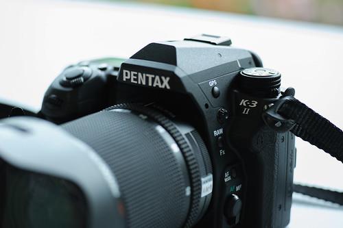 PENTAX K-3II