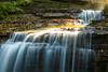 Waterfall on Buttermilk Creek by snapify