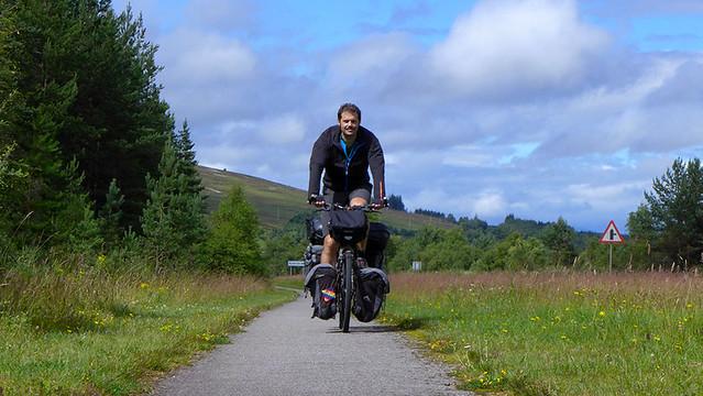 bisikletle iskoçya bike scotland 33