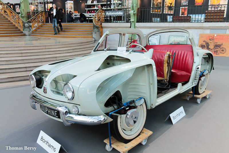 [75][04 au 08/02/2015] 40ème Salon Retromobile - Page 17 21204282106_798791e76d_c
