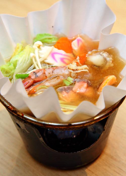 Seafood-Kaminabe