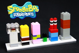 Brick Buddies-SpongeBob Squarepants