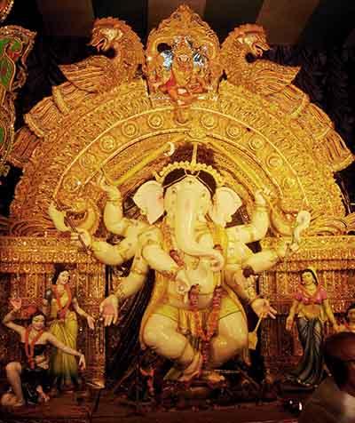 Eight Avatar of Shree Ganesha