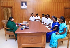 Andaman LB Election Victory AIADMK Cadres Blessings Hq release Photo (2) - 25th Sept 2015