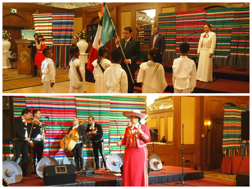 Embajada de México en Etiopía