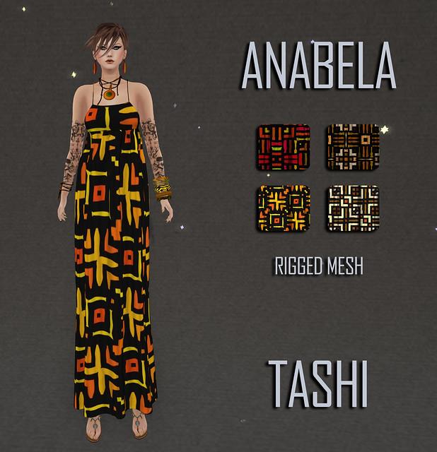 TASHI Anabela