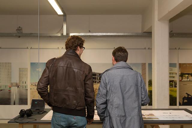 Opening Architectuurprijs Leuven 2015