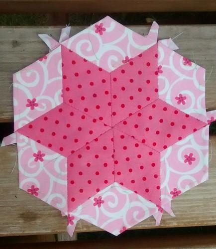 Hexagon star number 20