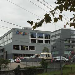#google #zurich still has the old logo ;) tssstsss