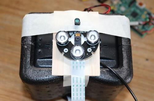 DIY : Des lunettes de vision nocturne à partir d'une Raspberry Pi