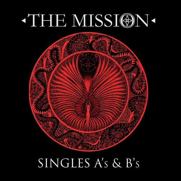 The Mission - Singles A's And B's