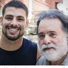 Cauã e Tony, pai e filho na ficção, atuam em bela sintonia ! #BlogAuroradeCinemadelhonaTv #aregradojogo #TVGlobo #globo50anos #TonyRamos #cauareymond #cauã #ator #novelasdas21 #personagens #teledramaturgiabrasileira
