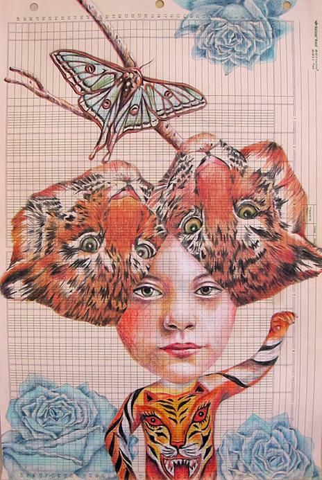 Lori Field, Tigerlady #1