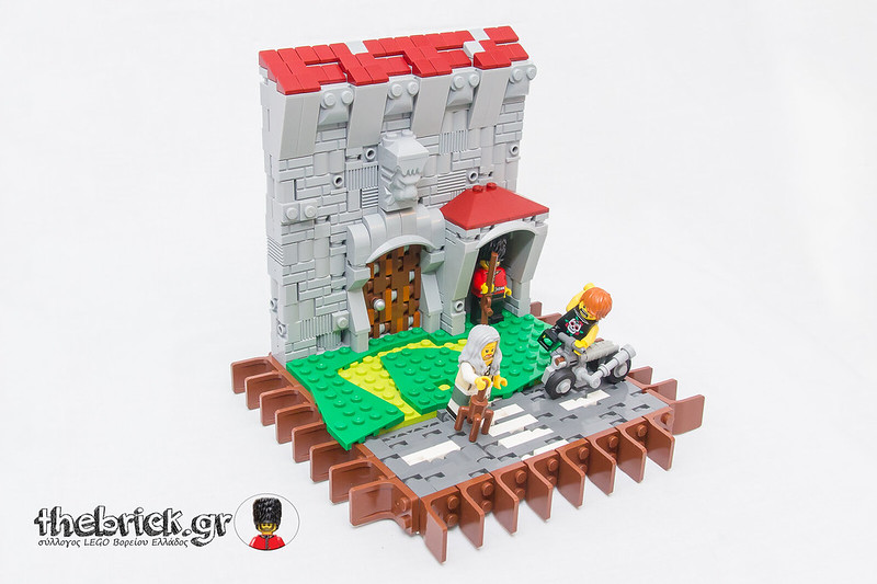 [BuildtheBrick #1]: Mr Rambi's ordinary life 22090840728_1acde4a35c_c
