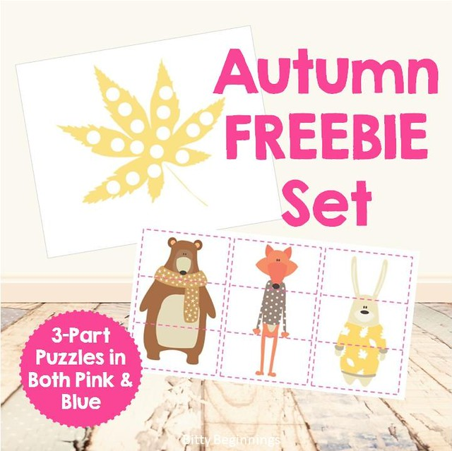 Autumn FREEBIE Set Image