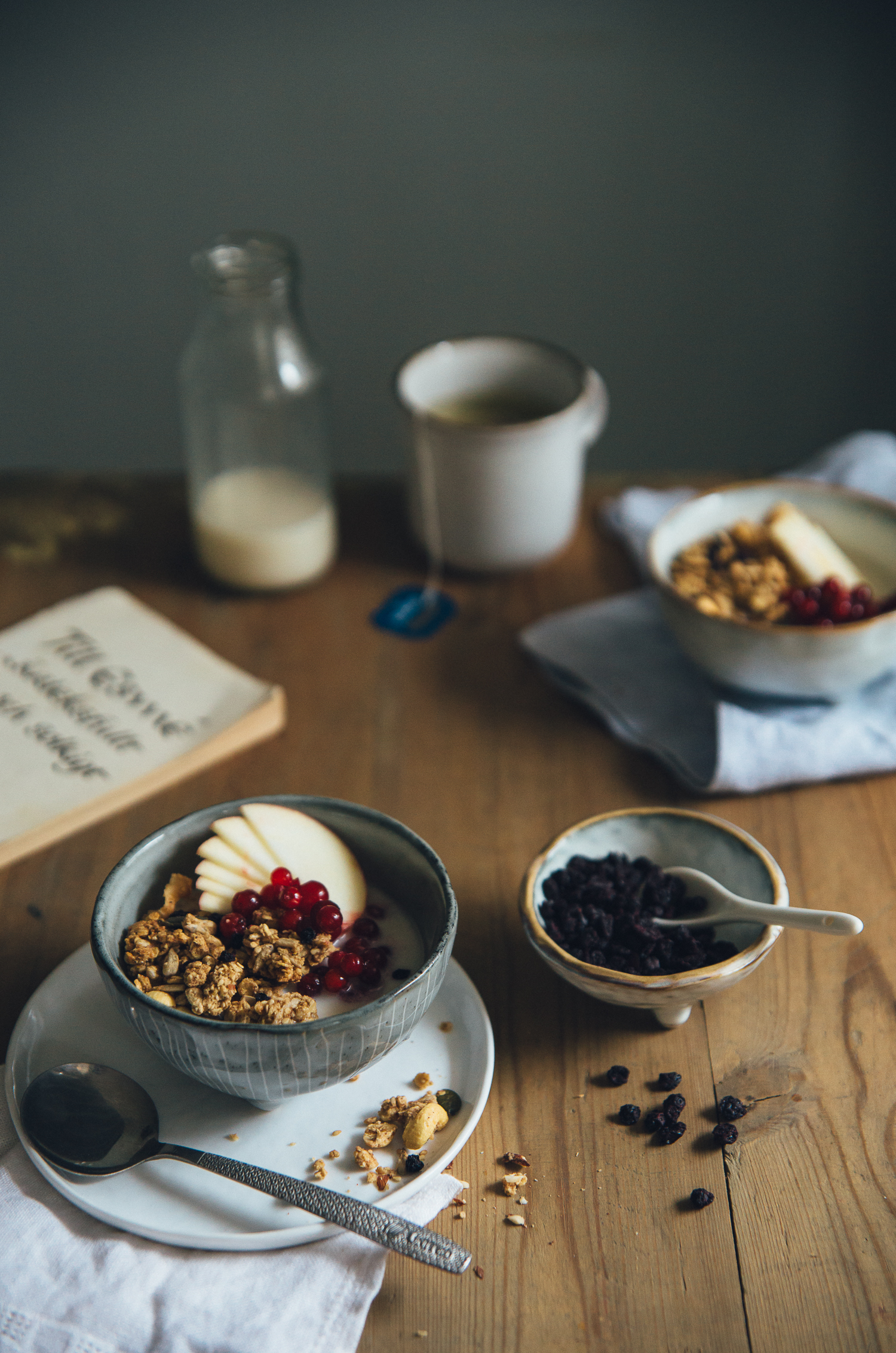 Crowd Pleasing Cluster Granola | Cashew Kitchen