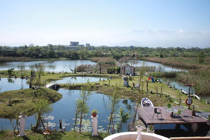 宜蘭民宿-心湖夢幻城堡-17度c隨拍 (44)