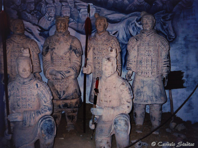 Tang Dynasty City 08