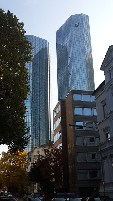Deutsche Bank Twin Towers, Frankfurt am Main