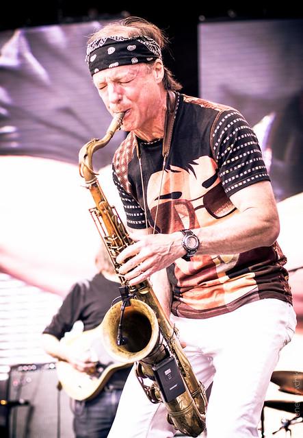 Bill Evans. Alfa Jazz Fest. MIKE STERN  BILL EVANS BAND FEATURING TOM KENNEDY, STEVE SMITH (USA)