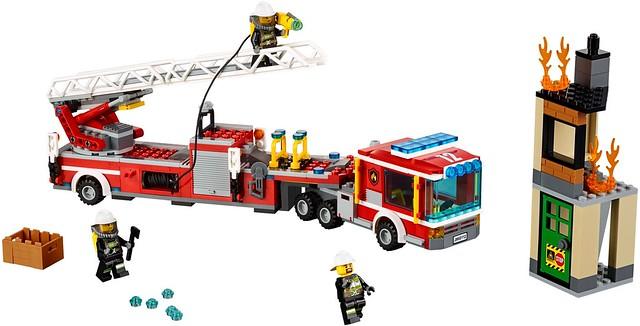 LEGO City 60112 - Fire Engine