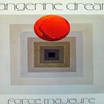 "TANGERINE DREAM FORCE MAJEURE 12"" VINYL LP"