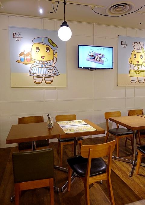 東京必吃船梨精主題咖啡店09